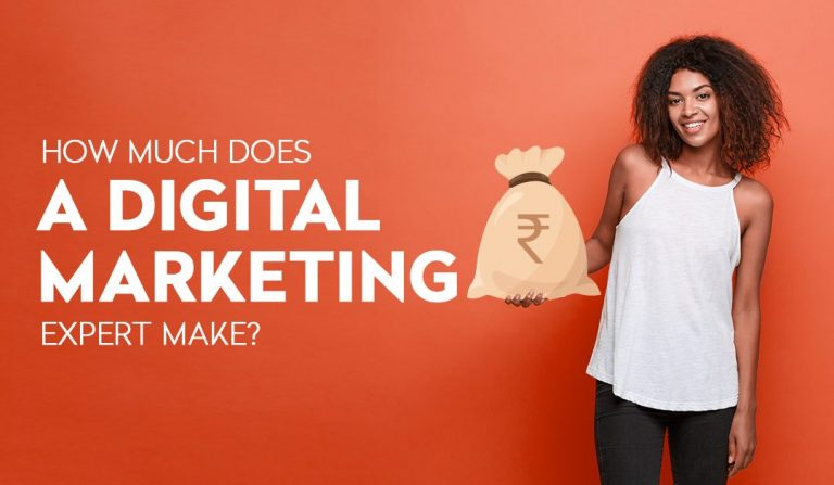 How much does a Digital Marketing Expert make?